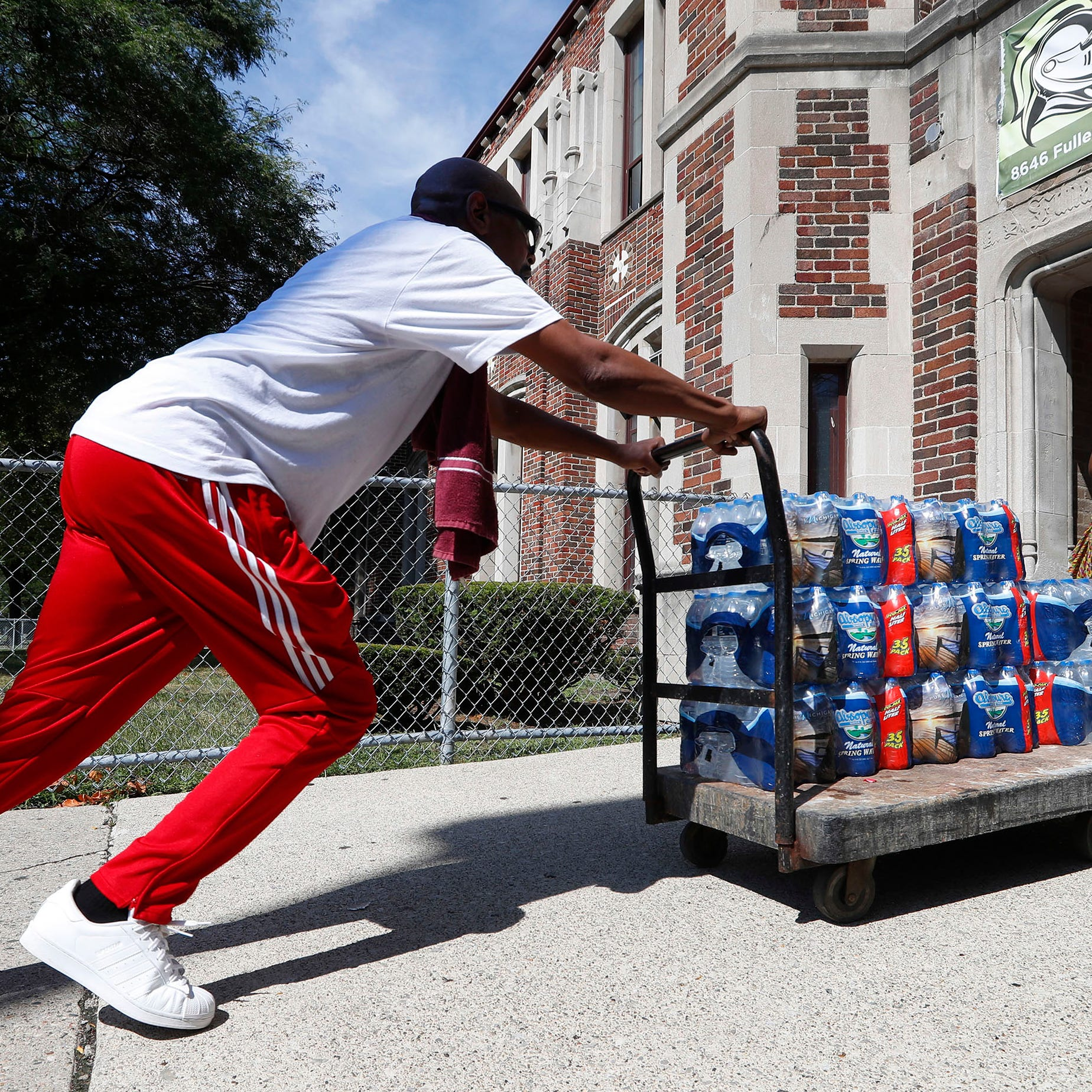 Not just Detroit: Lead in drinking water plagues schools nationwide