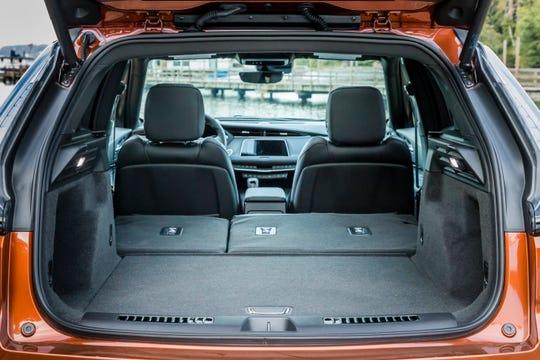 2019 Cadillac XT4 Sport.
