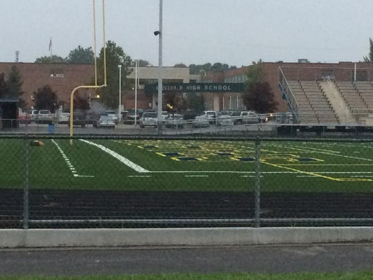 Students returned to Fitzgerald High School Sept. 14 following a fatal stabbing of a student Sept. 12.
