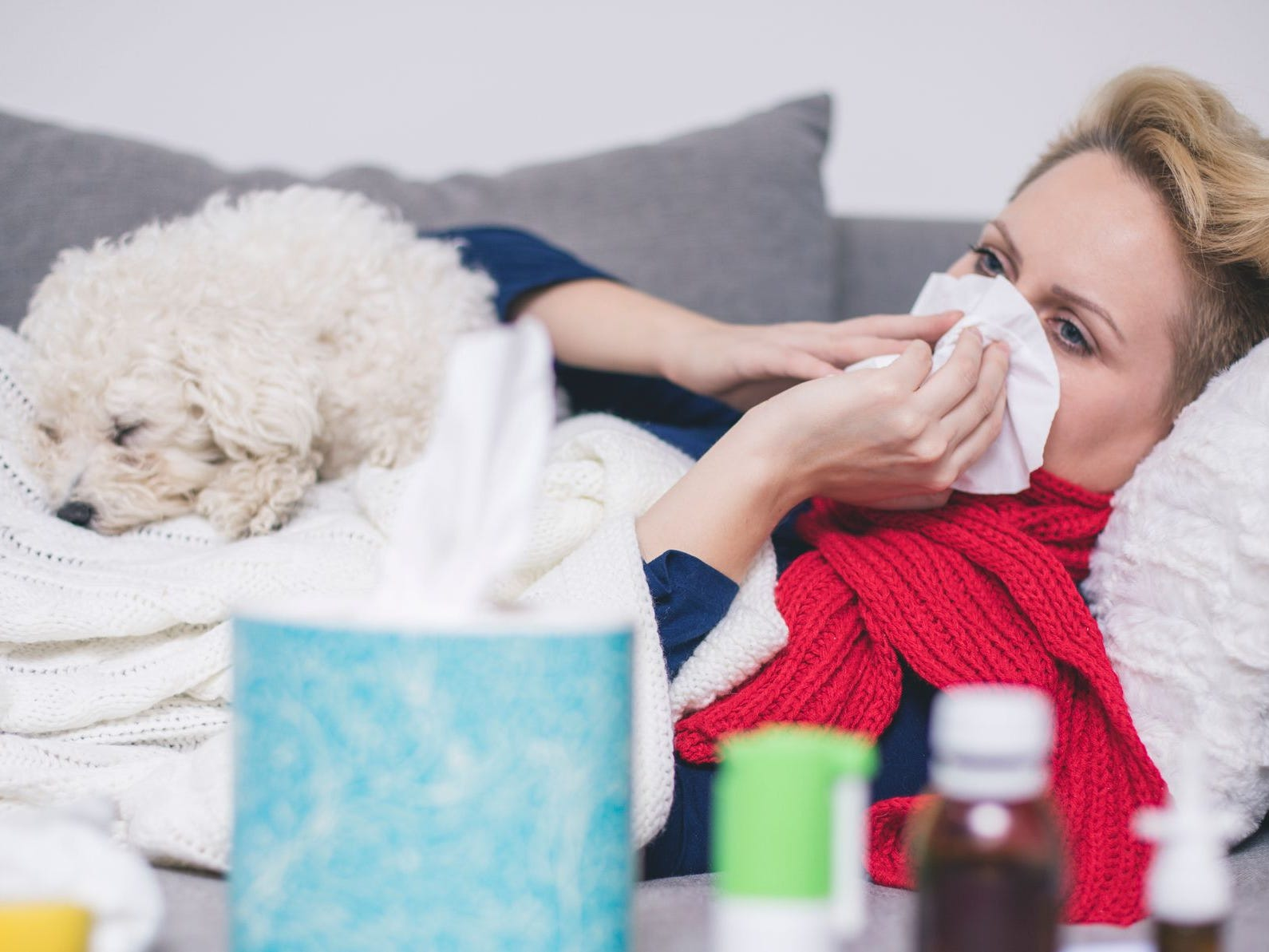 Do you know how long flu viruses can survive on hard surfaces? Test your flu IQ to arm yourself with knowledge.