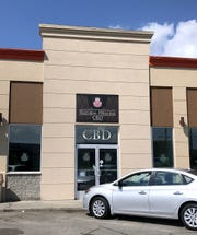 Natural Healing CBD recently opened on Chambers Road in Big Flats, across from the Arnot Mall.