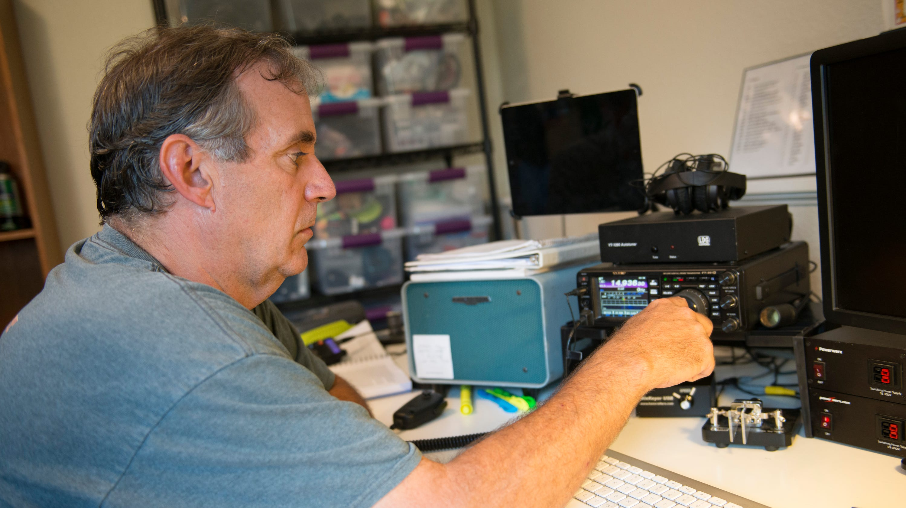 Time-of-day radio broadcasts coming from Fort Collins could