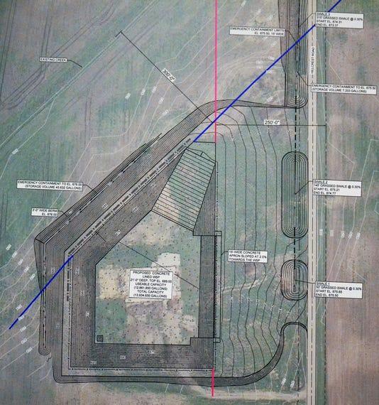 Manure Pit Diagram 9325