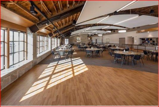 20180912 Community Center Dining Room
