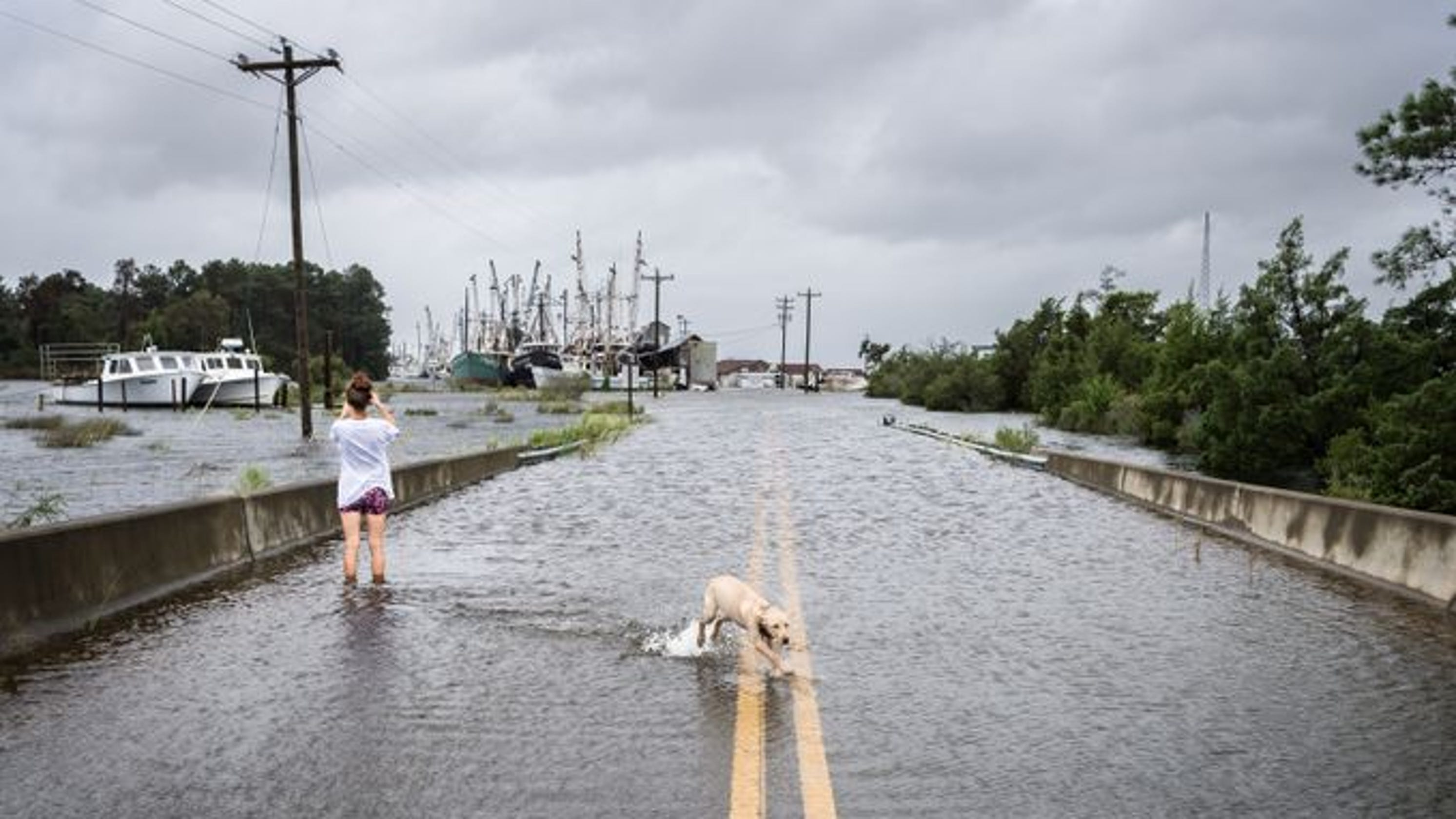 Hurricane Florence New Bern Still Needs Rescues Outer Banks Damaged