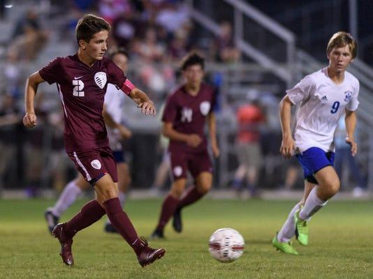 Henderson Vs Christian Co Boys Soccer