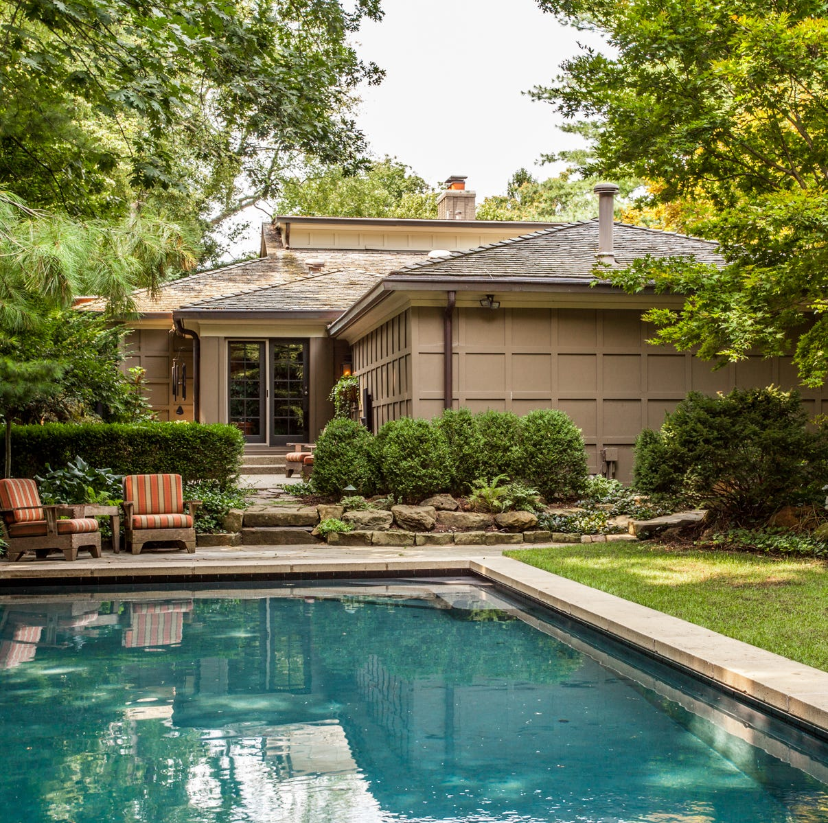 Hot Property: How Meridian-Kessler home became owner's 'dream vision' with pool