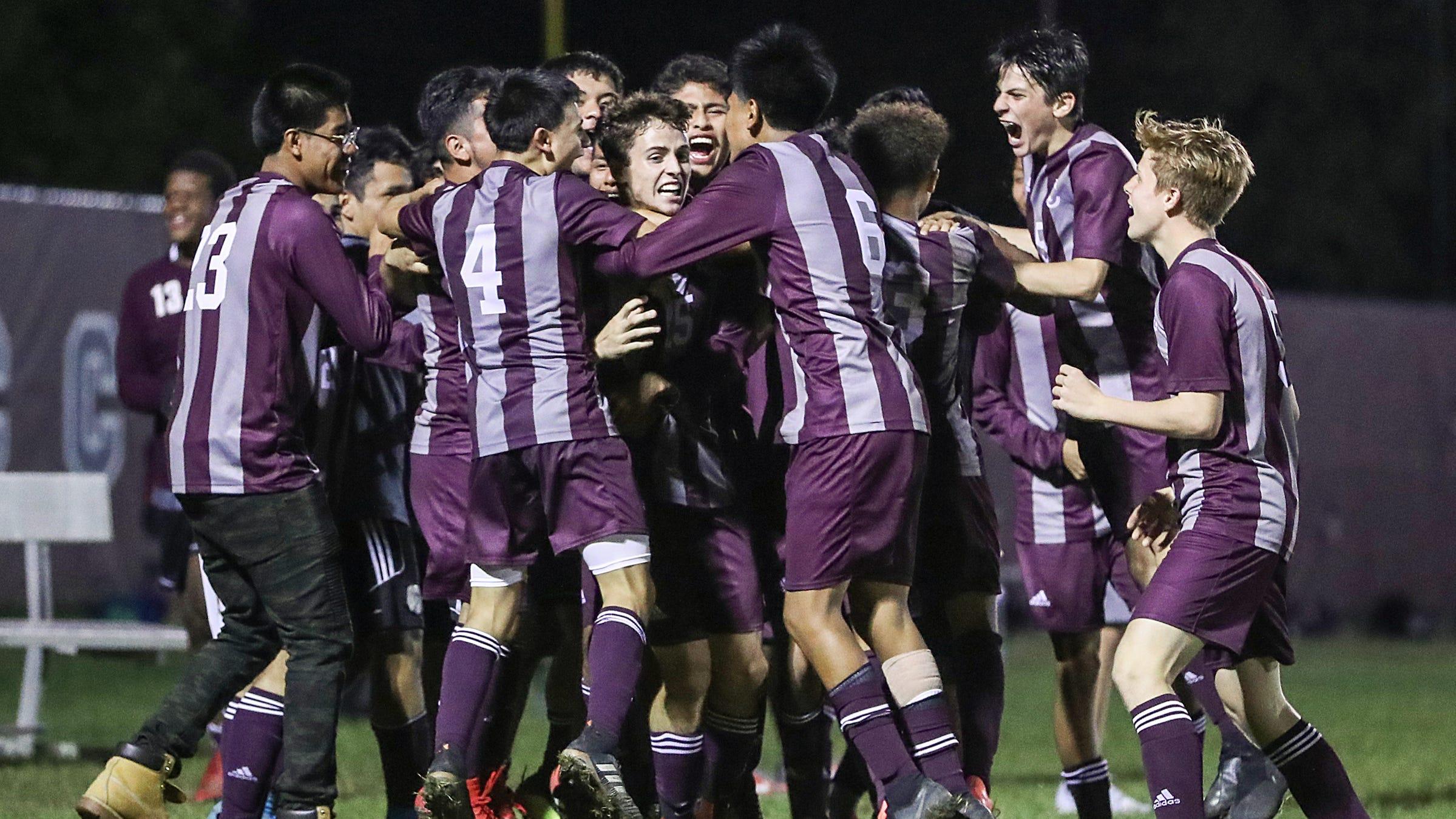 Lawrence Central has renewed belief for boys soccer program