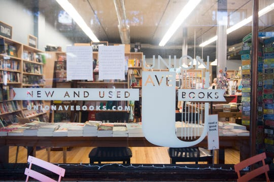 Union Avenue Books is expanding into space next door and is co-owned by Flossie McNabb and her daughter Bunnie Presswood.