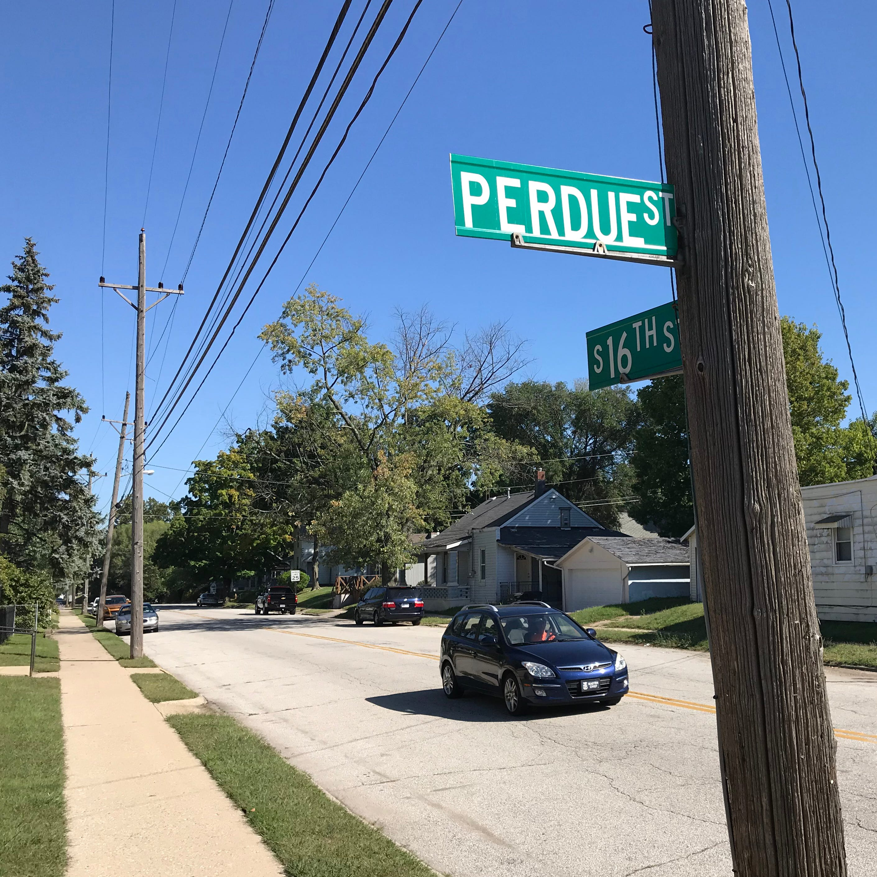 Bangert: The thieves who stole Purdue Street from Lafayette