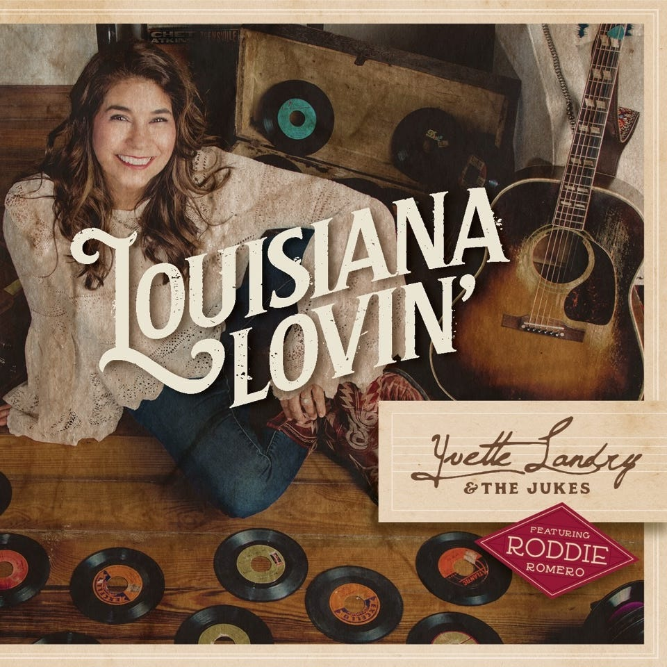 Critics loving Landry's 'Louisiana Lovin''