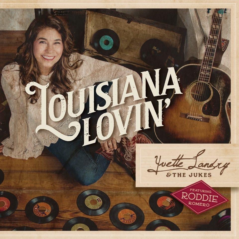 Critics loving Landry's 'Louisiana Lovin''