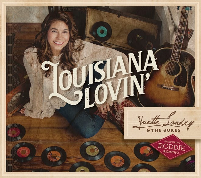 """""""Louisiana Lovin',"""" the new CD from Yvette Landry and the Jukes, has been receiving rave reviews from across the country."""