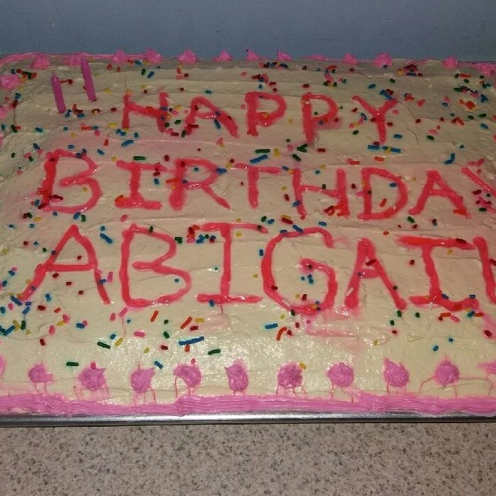 Lovina's Amish Kitchen: Family celebrates Abigail's 2nd birthday