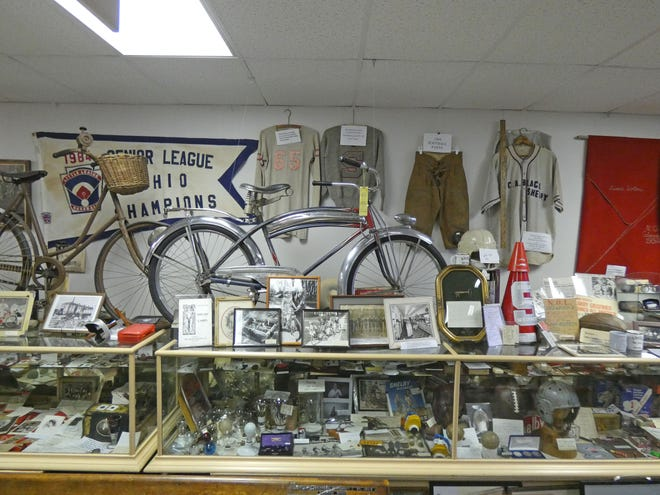 Many artifacts on display at the Shelby Museum at 23 East Main Street in downtown Shelby were created or made in the town.
