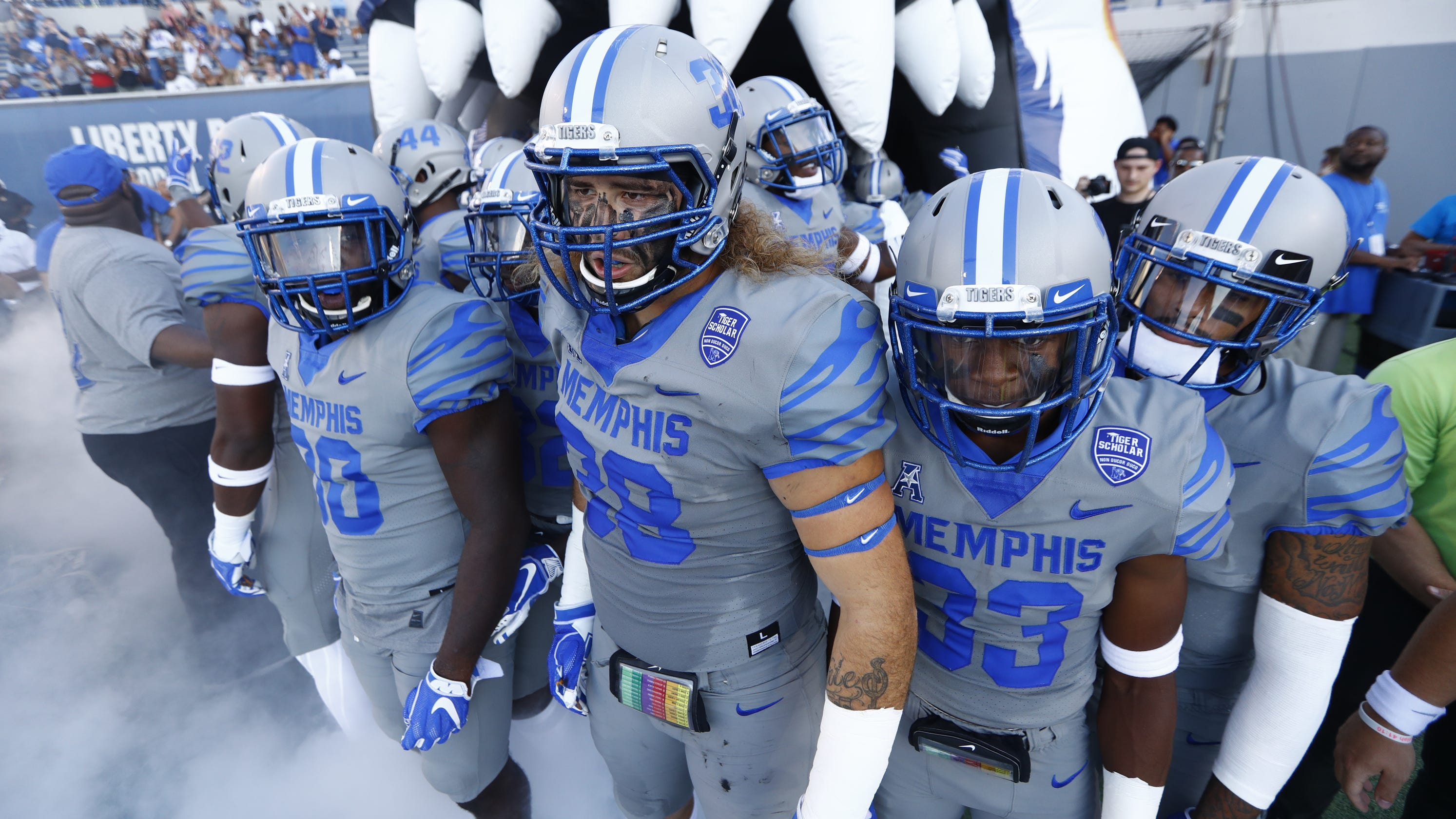 Memphis Football Mike Norvell Honor Memphis State With New
