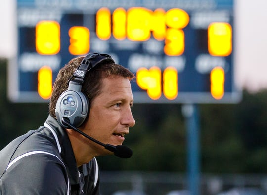 Lake Country Lutheran coach Greg Brazgel's team made its debut in the Associated Press medium school poll this week.