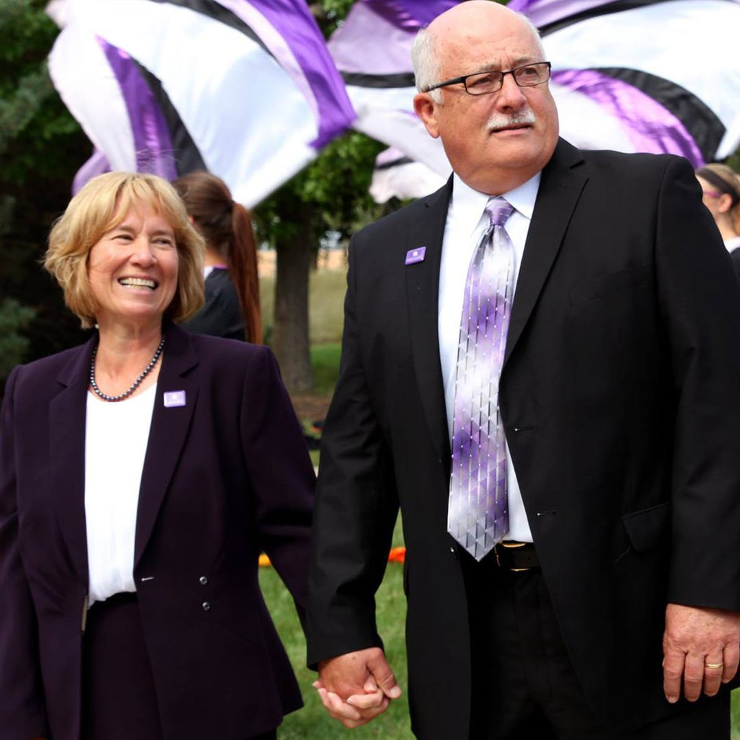 UW-Whitewater scandal: A woman is being asked to resign because of her husband's actions. Is that fair?
