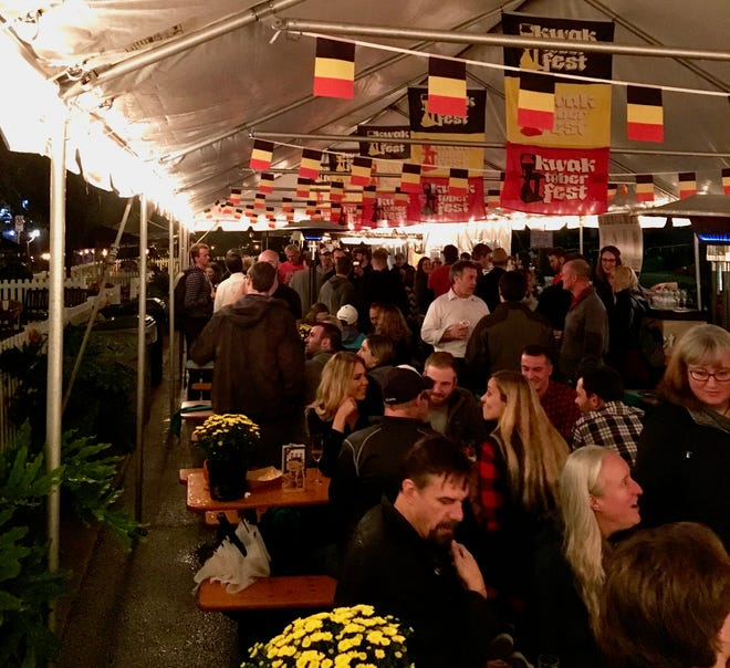 The Lowlands Group brings back Kwaktoberfest on Sept. 29. It's a holiday named for a beer.