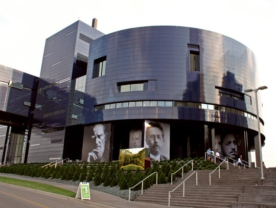 The Guthrie Theater in Minneapolis is one of America's great regional theaters.