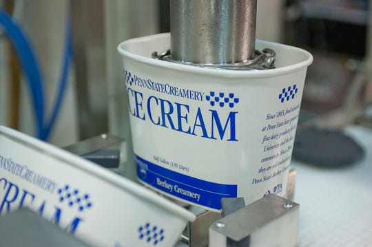 During a visit to Penn State University, try one of the Ice cream flavors made at Berkey Creamery.