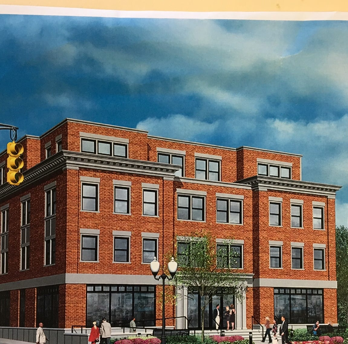 Apartments, new restaurant planned for bankrupt Calaloo Cafe site in Morristown