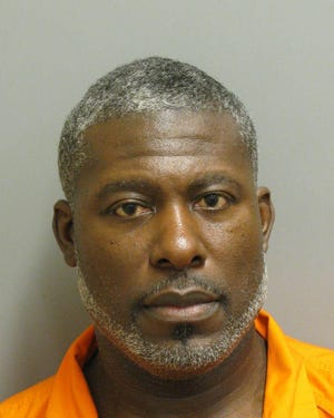 Christopher Daryl Upshaw, 45, is charged with two counts of first-degree rape and two counts of first-degree sodomy.