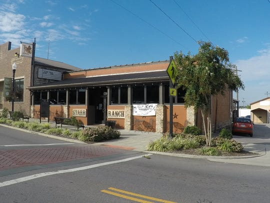 Starr Ranch restaurant took care to renovate as well as preserve parts of the building in Gallatin.
