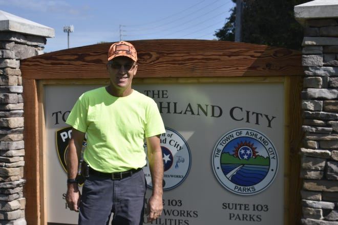Scott Sampson started working as the Town of Ashland City's Parks and Recreation Department director on Wednesday, Sept. 5.