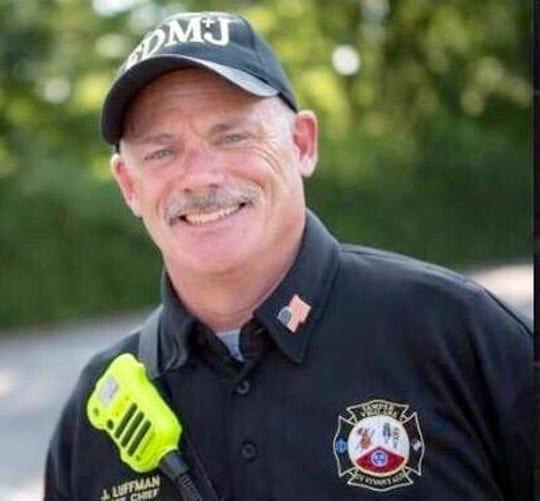 Fire Department of Mt. Juliet Chief Jamie Luffman