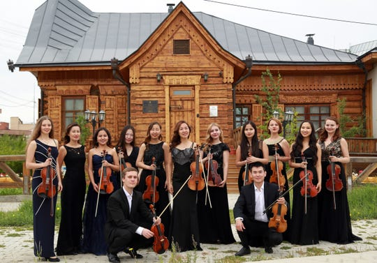 Siberian Virtuosi come to North Naples Church.