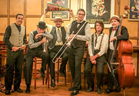 The Jazz Phools appear at East Naples United Methodist Church.