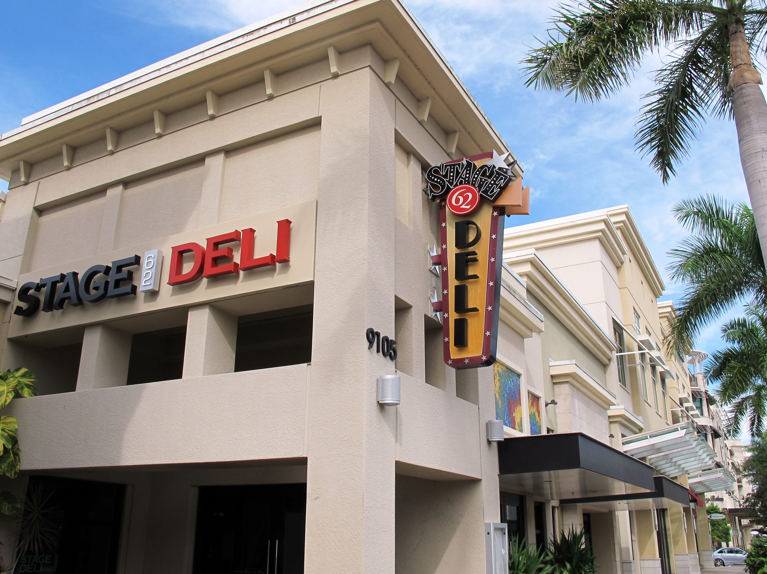 TooJay's Deli Bakery Restaurant is coming in early 2019 to the space vacated last year by Stage Deli at Mercato in North Naples.