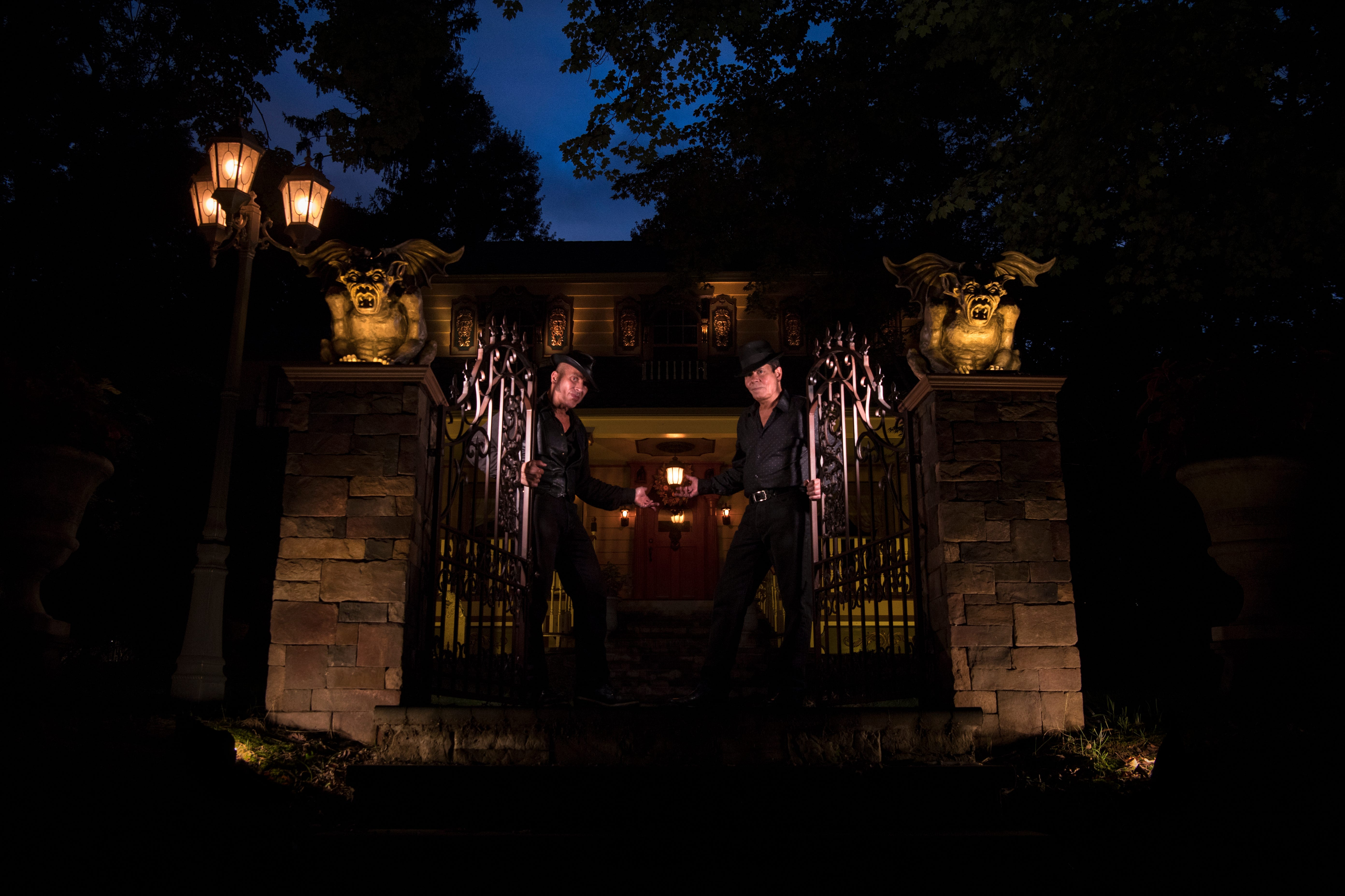 A Montclair Haunted House Where Every Day Is Halloween