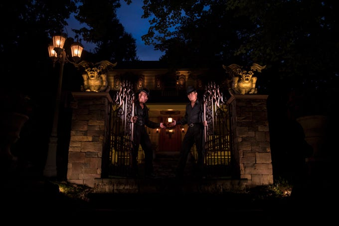 Haunted Halloween House In Montclair Is Spooky Year Round