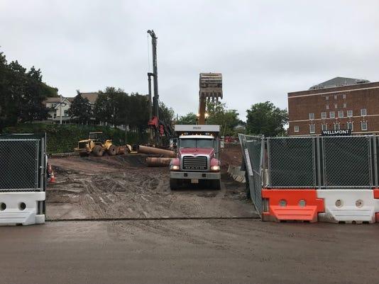 Montclair NJ arts center construction brings parking changes