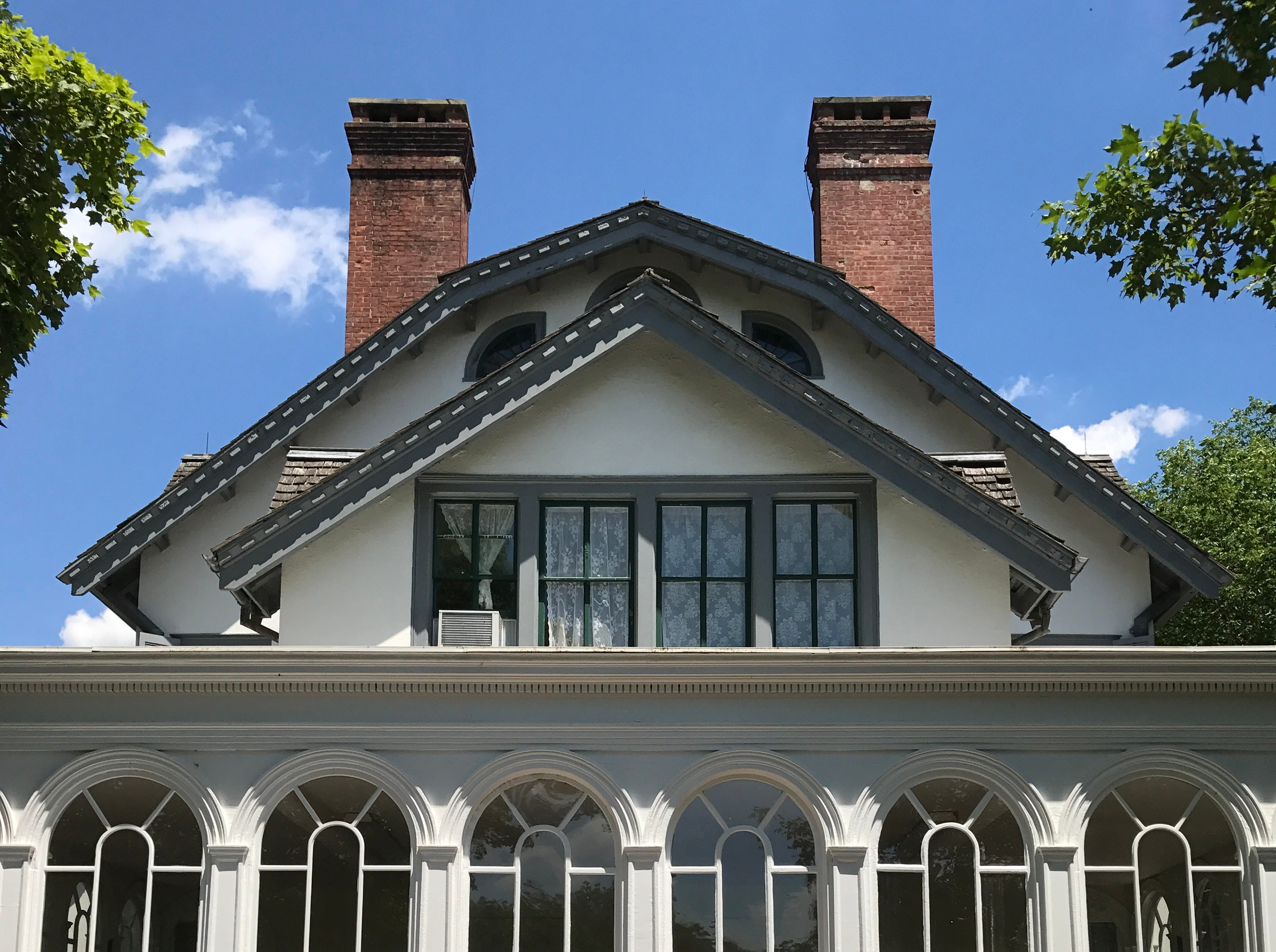 Ringwood State Park and Ringwood Manor in Passaic County, N.J. make use of a historic estate once owned by members of the Cooper and Hewitt families. The well-maintained grounds are open daily, as they were on June 30, 2017