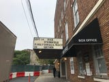 Montclair's Wellmont Theater provides parking alternatives for concertgoers during the area art center's construction.