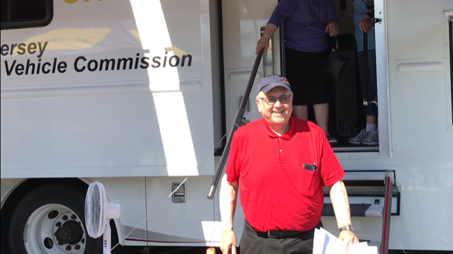 Road Warrior: What do the Motor Vehicle Commission's mobile offices do?