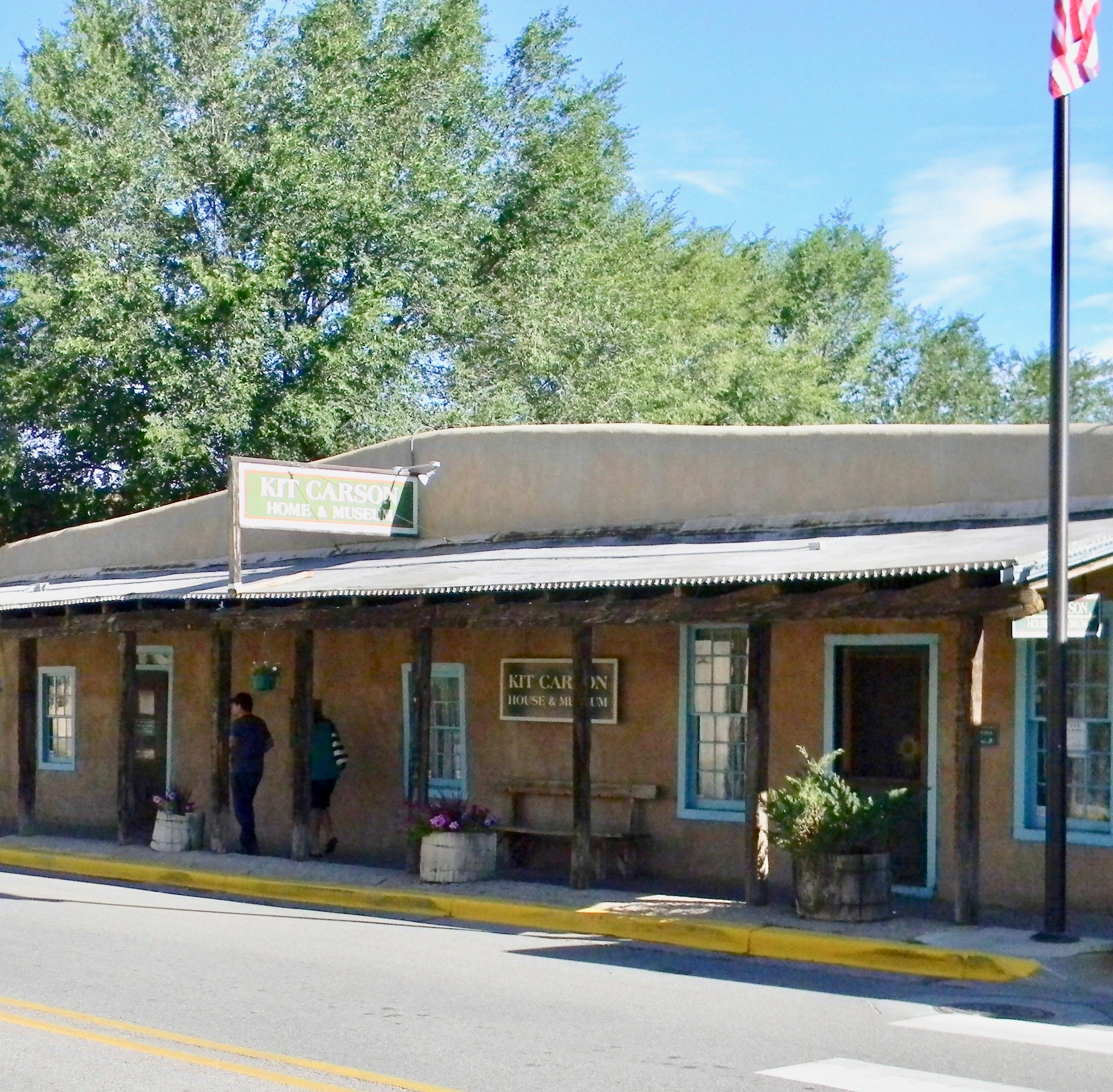 Kit Carson's home: Taos wouldn't be the same without it