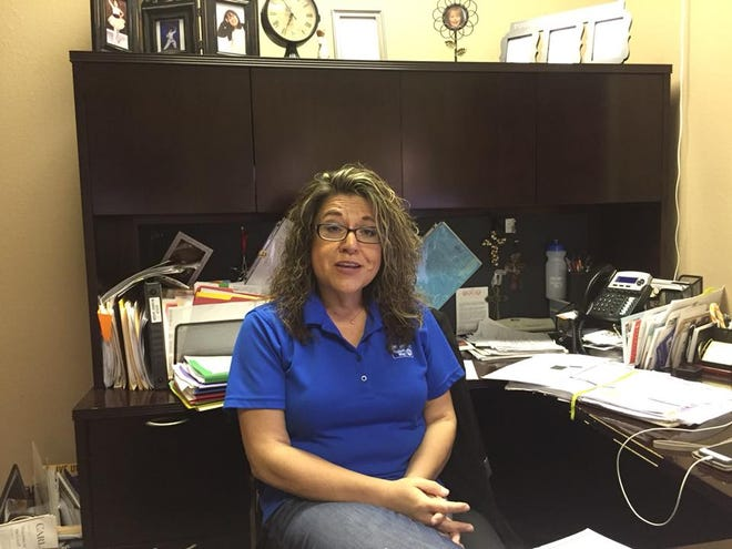 Linda Dodd talks about happenings of the United Way of Carlsbad and South Eddy County.