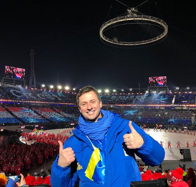 Olympic ice dance coach Igor Shpilband will continue coaching at the Novi Ice Arena the next eight years.