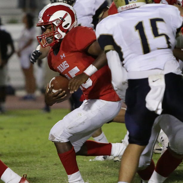 In win, Manny Ridge puts up most epic single-game rushing numbers in last 5 seasons in desert