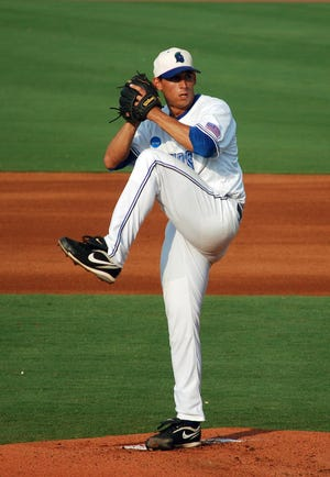 Former University of West Florida pitcher Daniel Vargas-Vila will be inducted into the UWF Hall of Fame in October.