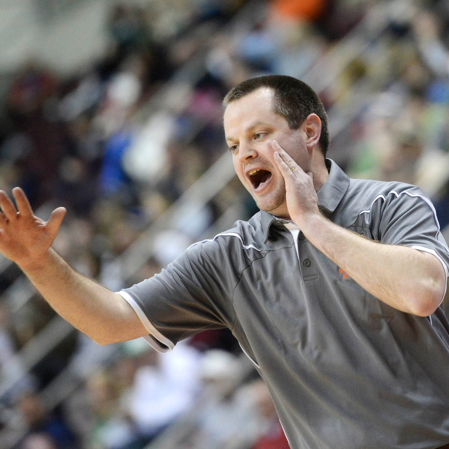 Basketball coach who made history for Hanover steps down after 11 seasons