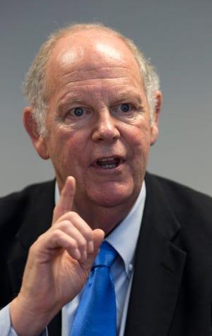 Democratic Rep. Tom O'Halleran hopes to keep his CD1 seat in Congress.
