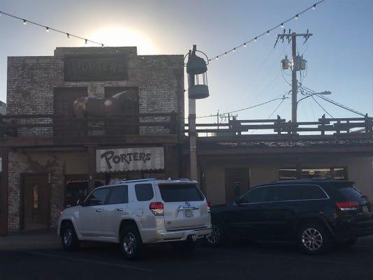 Scottsdale saloon in post office