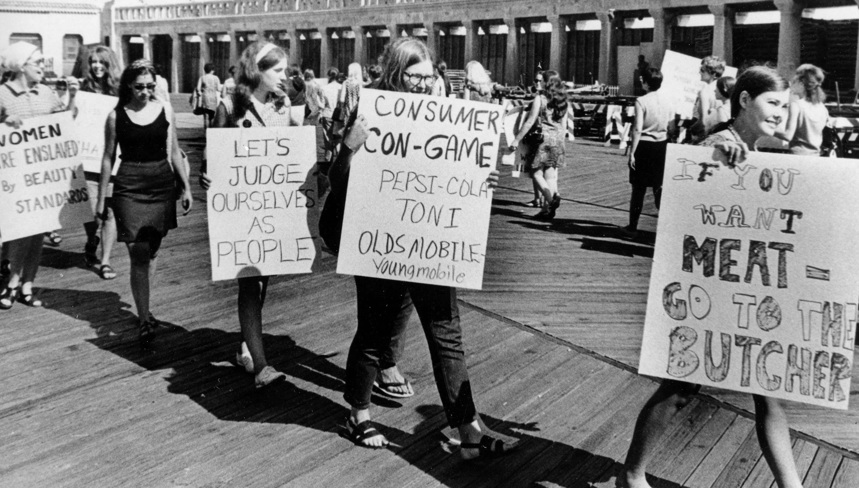 How a 1968 Miss America protest propelled the women's movement into national spotlight