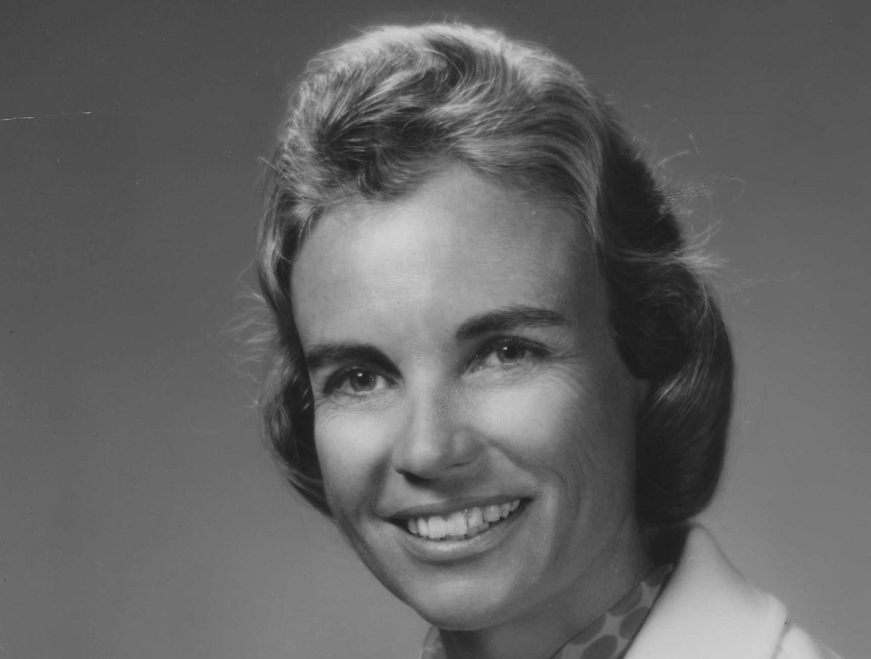 Arizona state Sen. Sandra Day O'Connor on May 11, 1970.