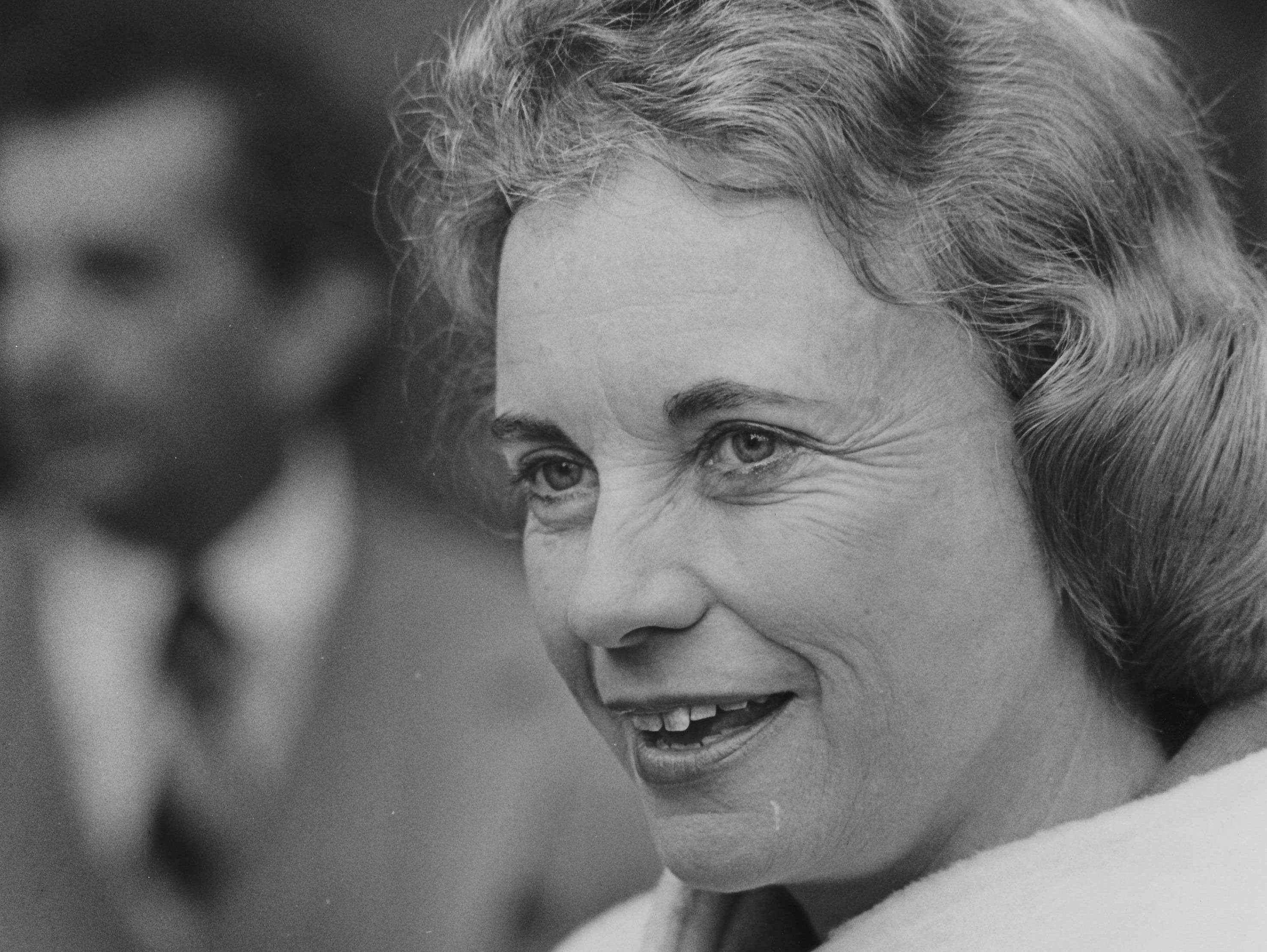 File photo of Sandra Day O'Connor from Nov. 25, 1981.